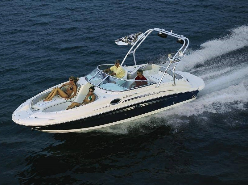 SEARAY 240 SPORT boat rental dubrovnik