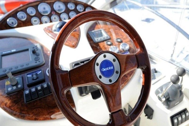 Gobbi Atlantis 425sc Boat Rental Dubrovnik