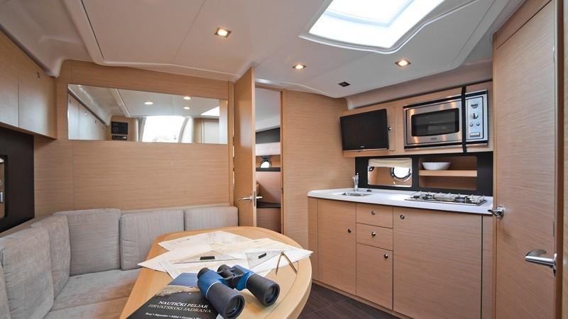 Beneteau montecarlo 37 boat rental dubrovnik