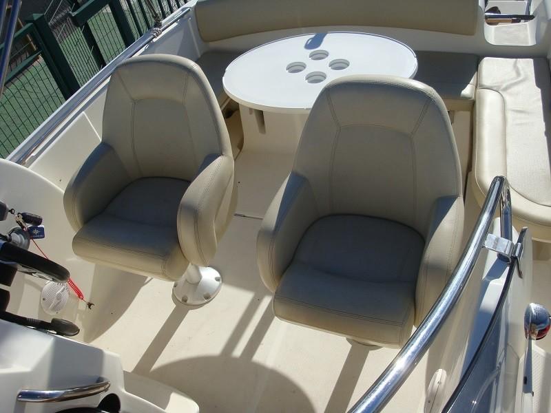 Cap camarat 715 boat rental dubrovnik