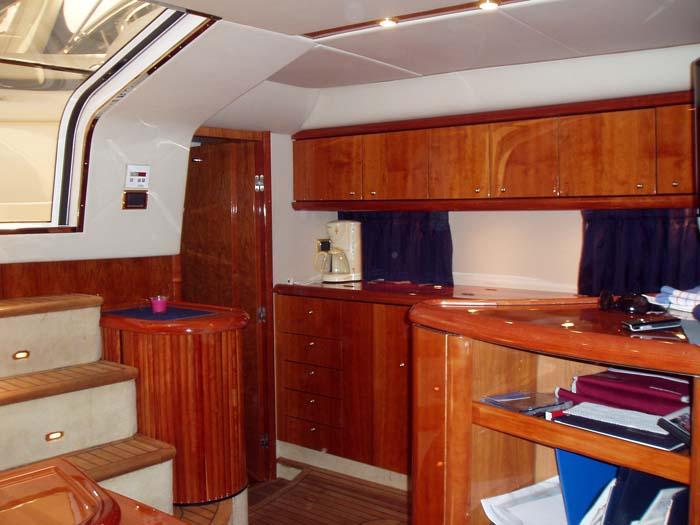 Sunseeker Camargue 50 Boat rental Dubrovnik