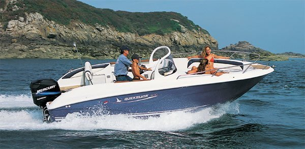 Quicksilver 600 commander boat rental dubrovnik