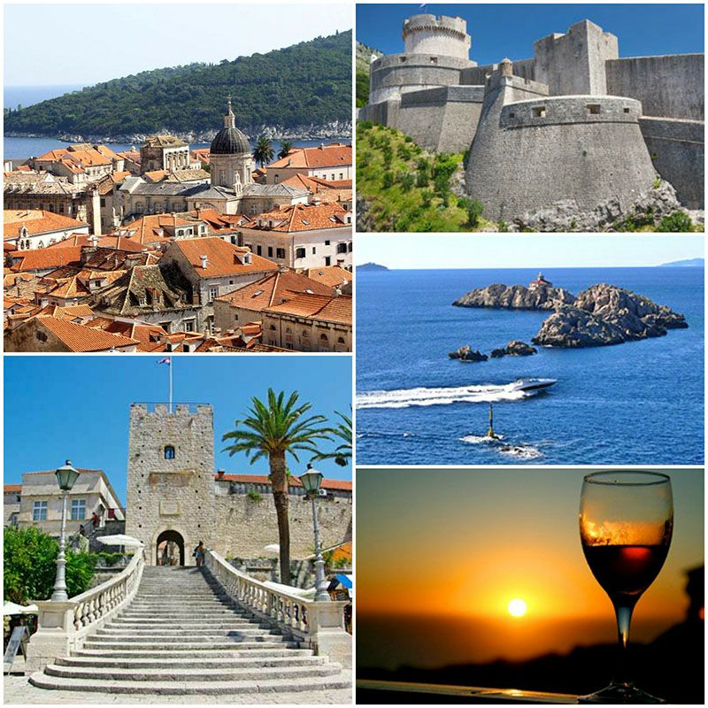 Three Day Package from Dubrovnik