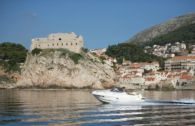 jeanneau leader 805 Boat rental Dubrovnik