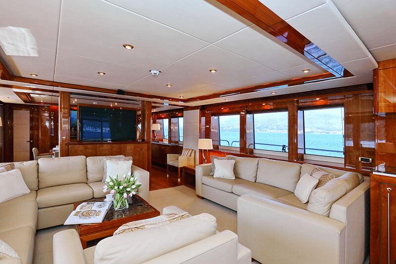 Lidiya 34 Boat Rental Dubrovnik