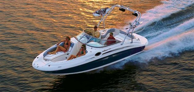 searay 240 boat rental dubrovnik