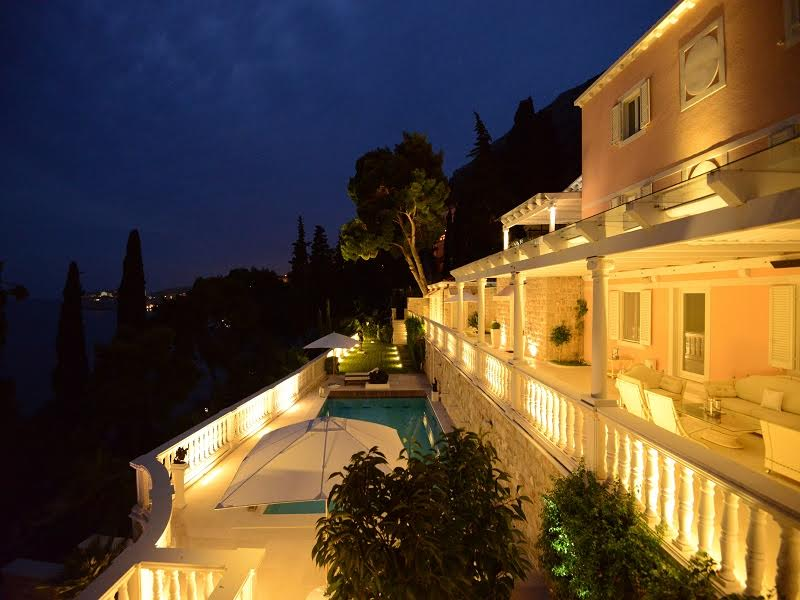 Villa Dubrovnik luxury